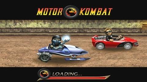 Mortal Kombat Armageddon - Motor Kombat Playthrough (PS2)