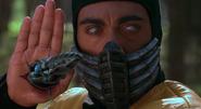 Kunai Mortal Kombat