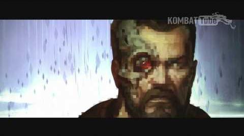 MK9 Ending- KANO