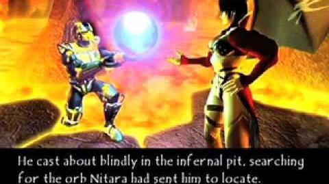 Mortal Kombat Deadly Alliance - Cyrax's Ending