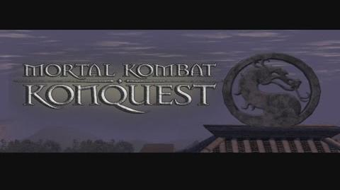 Mortal Kombat Deception - Konquest Walkthrough Pt 1 13 - Earthrealm Village-1