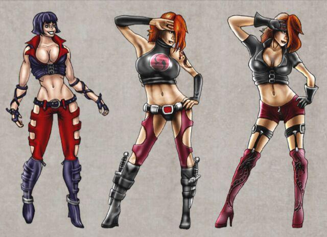 File:Mortal Kombat Deception Kira Concepts.jpg