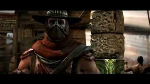 Mortal Kombat X Erron Black Official Trailer