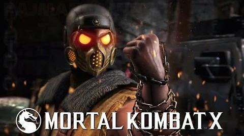 Mortal Kombat X - Kold War Scorpion