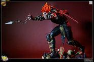 Hellhead scorpion PSC Collectible
