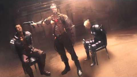 Sonya Ending - Mortal Kombat X