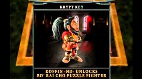 Mortal Kombat Deception - How To Unlock Kira, Havik, Li Mei & Kenshi And Two Other Krypt Keys