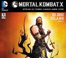 Mortal Kombat X Issue 11