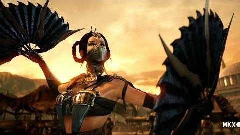 Mortal Kombat X Konnections - Kitana