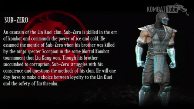 File:Sub-Zero's Bio from Mortal Kombat vs DC Universe.png