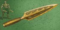 Holy Leaf Blades