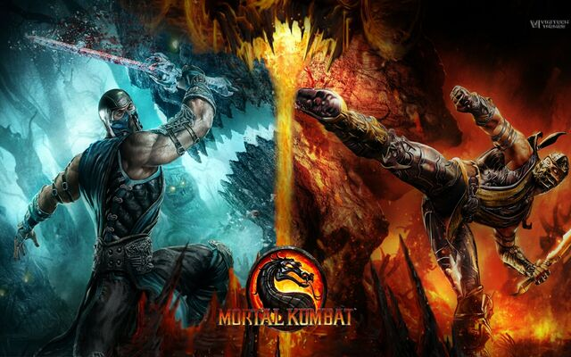 File:Mortal Kombat Sub-Zero vs Scorpion.jpg