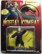 Shang Tsung figure carded