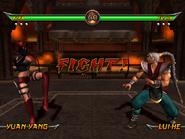 MKA Kira vs Fujin