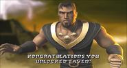 MKA Unlocking Taven