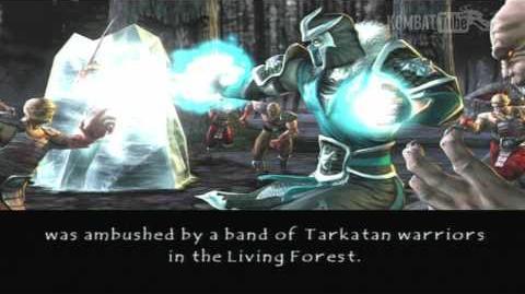 MK-D Ending- SUB-ZERO