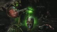 Ermac MKX fatality