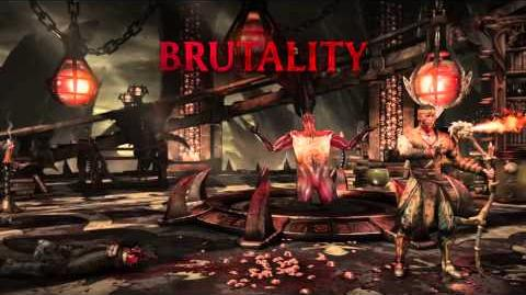 Kung Jin Brutality 2 - Round About