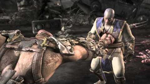 MKX Ferra Torr Play Time Fatality