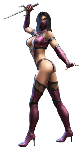File:Mileena Official Render transparent.png