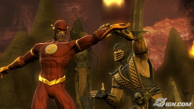 File:Scorpion Vs The Flash.jpg