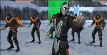 Mortal Kombat: Armageddon / Characters - TV Tropes