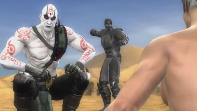 File:Noob Saibot watches the ressurection of Sindel.JPG