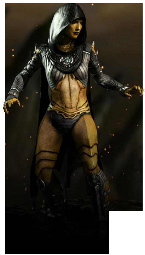 mortal kombat armageddon nightwolf