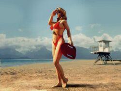 Lifeguard Sonya Blade