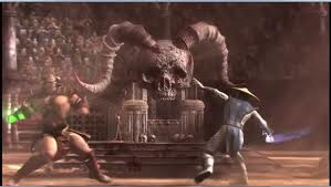 File:Shao khan vs raiden.jpg