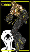 Kobra in armor