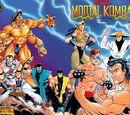 Mortal Kombat Comics (Midway)