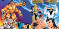 Mortal Kombat Comics (Midway)/Gallery