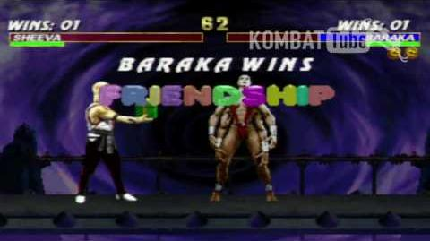 MK III Baraka Friendship