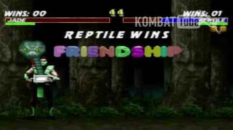MK III Reptile Friendship