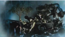 The invasion of Earthrealm