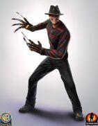 Freddy render