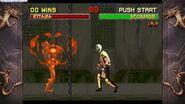 Scorpion mk2 fatality