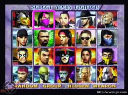 File:Mortal Kombat gold character select screen.jpg