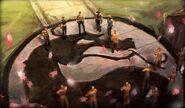 Raiden & His Warriors at Wu Shi Academy