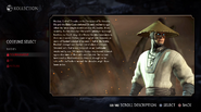 Raiden Alternate Tournament Costume