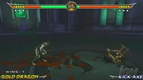 Mortal Kombat Armageddon PlayStation 2 Review - Video