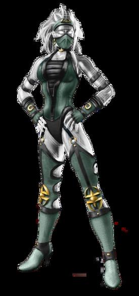 mortal kombat armageddon female characters