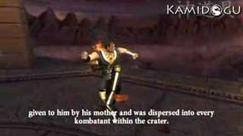 Mortal Kombat Armageddon Taven's Ending