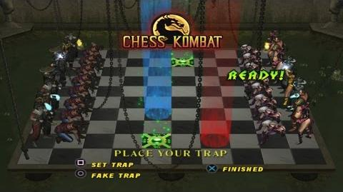 Mortal Kombat Deception - Chess Kombat Playthrough (PS2)