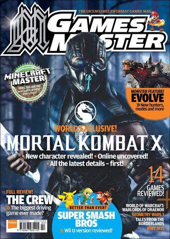 File:Game Master Mortal Kombat X Cover.jpg