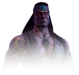 Nightwolf MKX