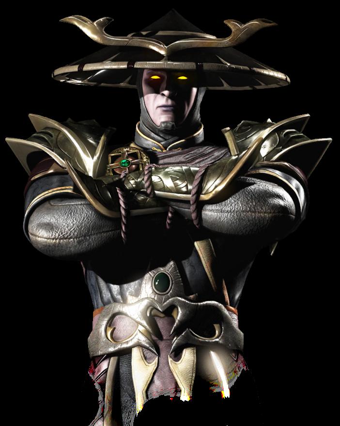 Mortal Kombat Raiden Drawings Raiden/Current Timelin...