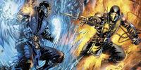 Mortal Kombat X (Comic Series)