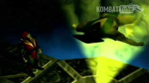 Mortal Kombat 4 Shinnok's Ending